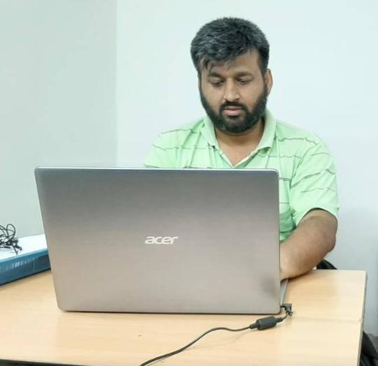 Shovan Ghoshal the digital marketing trainer